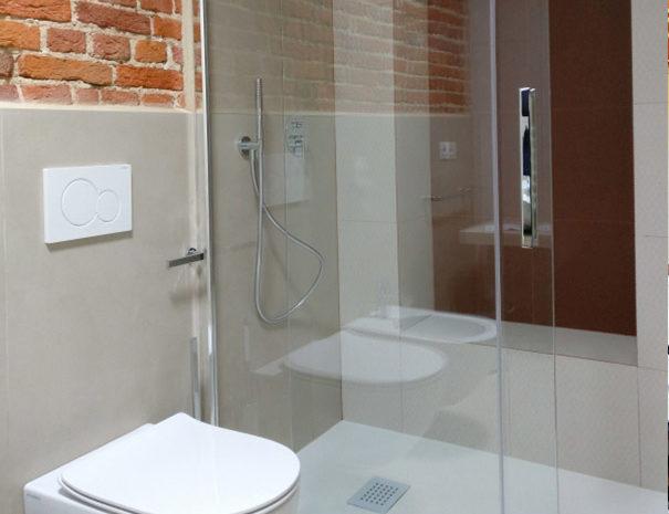 doccia in camera arlandino tenuta villa boemia