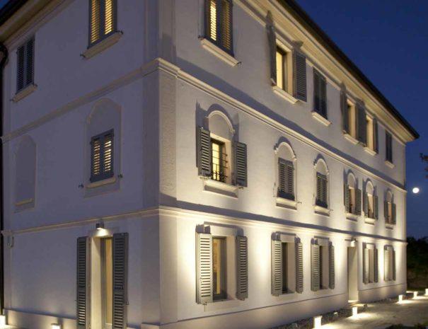 turismo alessandria ristrutturazione tenuta villa boemia