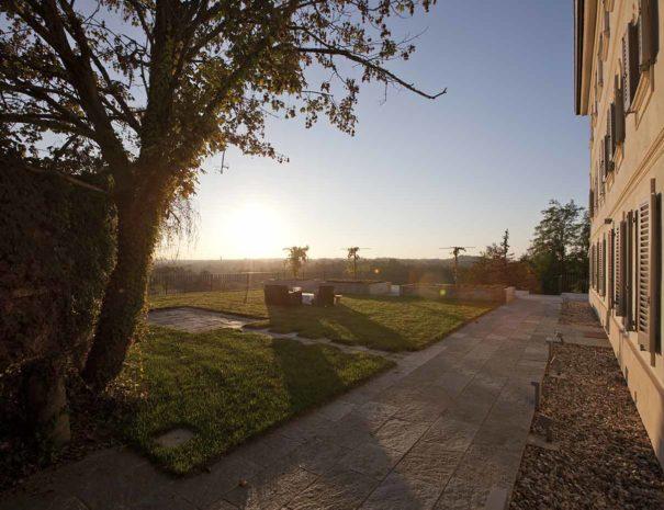 hotel monferrato tenuta villa boemia liedholm