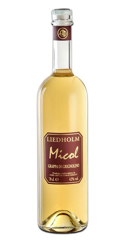 grappa grignolino micol liedholm